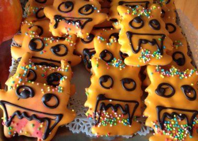 Biscotti mostri