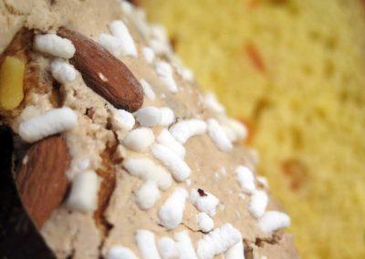 Colomba tradizionale con canditi