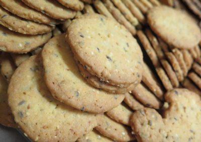 Biscotti al farro e cereali
