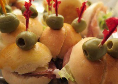 Panini olive